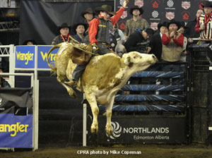 Scott Schiffner - 2012 Bull Riding Champion