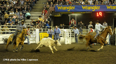 Clay Ullery / Jeremy Buhler - CFR Team Roping