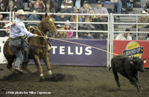 Shane Hanchey - Rd 4 Tie-Down Win