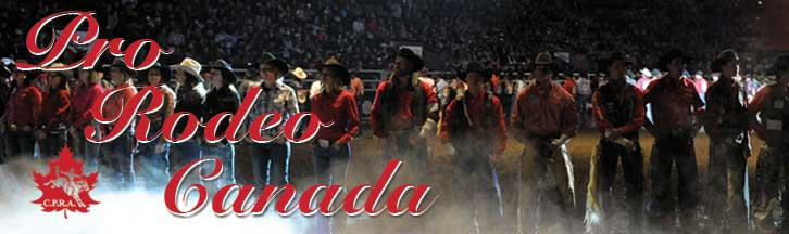Pro Rodeo Canada - Home of the Canadian Professional Rodeo Association
