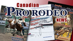 Canadian Rodeo News company