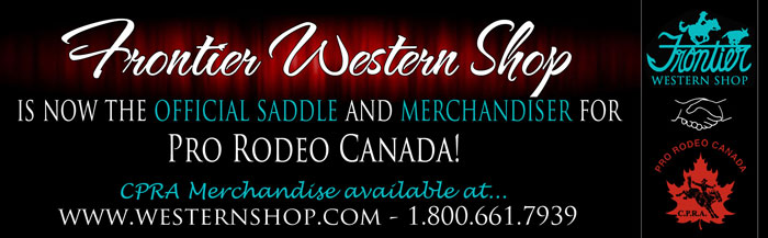 Frontier Western Shop - Official Saddle & Merchandiser for Pro Rodeo Canada